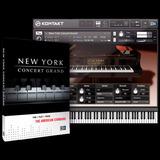 Piano Best Service Galaxy New York Concert Grand - Kontakt 5