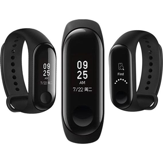 Xiaomi Mi Band 3 Reloj Inteligente Cardio Sellada Nuevo Gtía