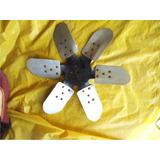 Helice Radiador Carro Antigo Metal 6 Pas - 10857-11b8