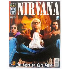 Revista Pôster Coleção Metal Massacre Nº 31 Nirvana