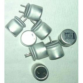 Capacitor 680uf/4v Sólido Placa Mae Kit 10 Peças