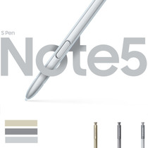 Pluma Stylus Spen S Pen Samsung Galaxy Note 5 Plata Oro Gris