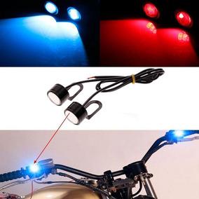 Luces Estrobo Para Motocicleta Motoneta Yamaha Honda Italika