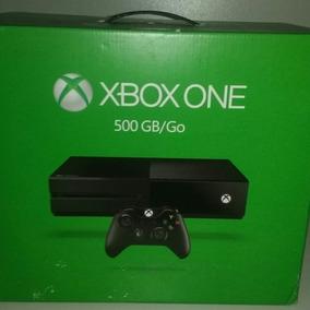 Xbox One 500gb Com Kinect Novo Na Caixa Lacrdo Completo