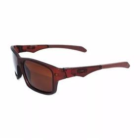 Oculos De Sol Marron Quadrado - Óculos De Sol Oakley no Mercado ... c0624bfe77