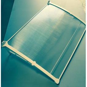 Kit Toldo Cobertura Alumínio/policarbonato Várias Cores