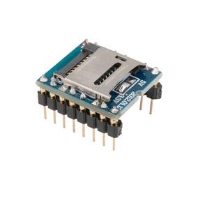 Modulo De Sonido Mp3 Voz Wtv020-sd-16 Arduino Pic Avr