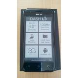 Teléfonos Inteligentes Blu Dash L3 Nuevos Y Liberados!