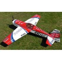 Planta Aeromodelo Extra 300 42% Corte A Laser - Frete Grátis