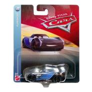 Auto Cars Jackson Storm Mattel Original Disney Metalico