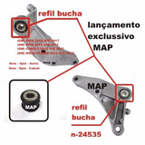 Bucha Do Suporte Coxim Cambio Cobalt/spin/prisma/sonic Tm/t