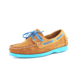 Zapatos Nauticos Mocasines Peskdores Honeyblue Hb0003