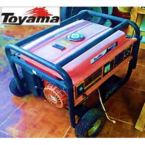 Planta Electrica Toyama Model Tg-6500mv 100% Funcional.