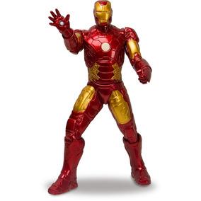 Boneco Homem De Ferro Revolution Gigante 48 Cm - Mimo