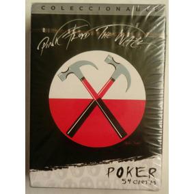 Pink Floyd Mazo Baraja Naipes Poker Nuevo Sellado