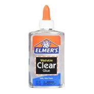 Pegamento Liquido Elmers Traslucido Escolar 147 Ml