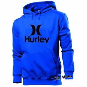 Blusa Moleton Hurley Canguru - Mega Promoção!