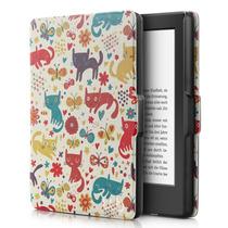 Capa Case Kindle Paperwhite Wb Cats + Caneta + Ebooks