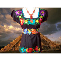 Hermosas Blusas Tipicas Yucatecas Bordadas Manejamos Mayoreo