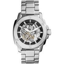 Relógio Fossil Automatico Me3081/1pn 2016 Esqueleto