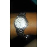 Vendo O Cambio Reloj Andre Zafirado Enchape Oro 18k Buen Est