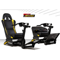 Cockpit Simulador Stock Car-suporte P/ Volantes G27-ps3