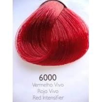 Coloração Alfaparf Yellow 6000 Intensificador Vermelho