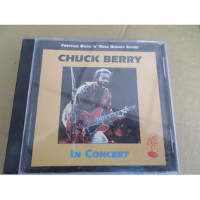Chuck Berry -in Concert -cd Usa
