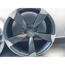 Rines Para Audi 18x8 5-112 A4 A6 A3 Tt Modelo S3 2016