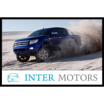Ford Ranger 2016 Xlt Iva Inc U$s.49.990* D/c Inter Motors