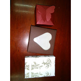 Se Realizan Cajas Para Chocolates Pastelería Bisutería