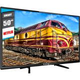 Smart Tv 50 Pulgadas Led Kanji Full Hd 1080p Netflix Youtube
