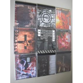 Lote Cds Usados Death/black Metal