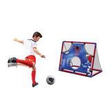 Portería Con Balón De Futbol Messi Training System Mk0038a1