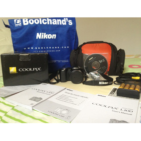 Camara Nikon Coolpix L100
