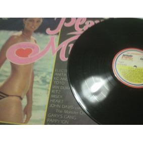 Ian Duran Toto Misex Heart Ritz Lp 1980 Excelente