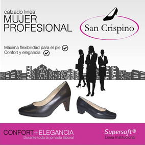 Zapatos Bajos Profesionales San Crispino N38 - Bazza