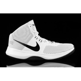 Zapatillas De Basquet Nike Air Precision White