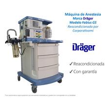 Máquina De Anestesia // Reparación Por Corporativomi