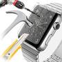 Protector Vidrio Templado Apple Watch 38mm, 42mm