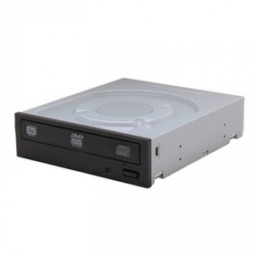 Dvd Writer Lite On Ihas124-14 Dual-layer Sata 24x Negro Bulk