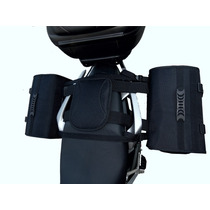 Kit Alforge 35 L+afastador Tenere 250 Até 2014+capa D Chuva