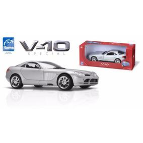 Miniatura Mercedes V-10 Especial Brinquedos Carro Carrinho