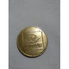 Antiga Medalha Copa Do Mundo França 1998