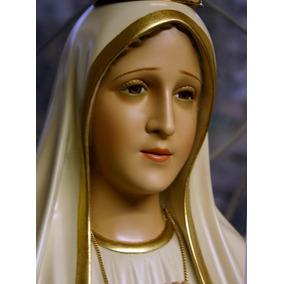 Imagem De Nossa Senhora De Fatima 120cm