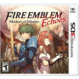 Juego Fire Emblem Echoes Sombras De Valentía Nintendo 3ds