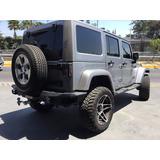 Suspension Completa Pro Comp Jeep Wrangler Kit Levantamiento