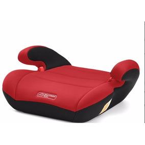 Assento Infantil Vermelho Para Auto 22 A 36kg Multikidsbaby