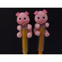 Plumas Decoradas De Animalitos Baby Shower Pasta Flexible