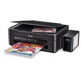 Impresora Multifunción Epson L220 L210 L380 Sistema Continuo
